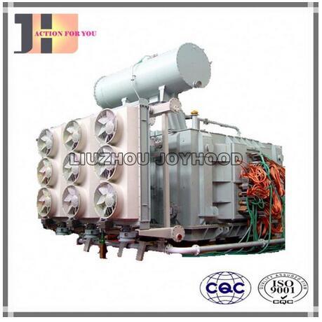 HCSSPZ7-1800/35 Metal melting furnace rectifier transformer