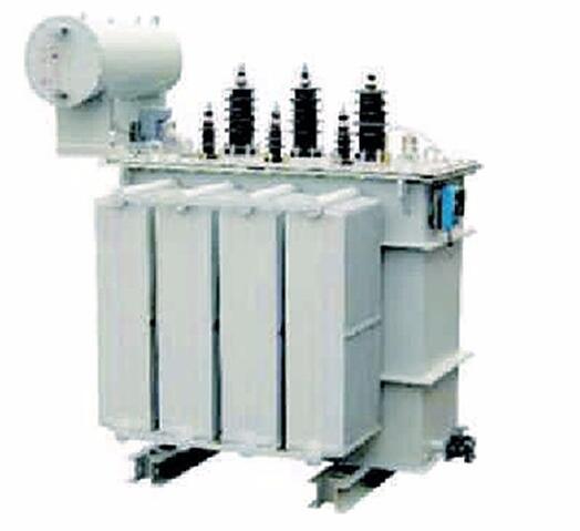 Three phase oil immersed non excitation voltage regulator power transformer