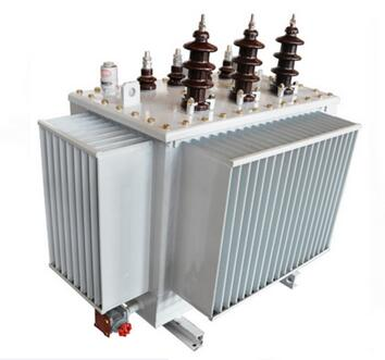 3 phase 11kv 33kv oil immersed electric power high voltage transformer