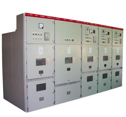 XL-KYN28-12 middle-mounted Metal Armoured draw out Switchgear