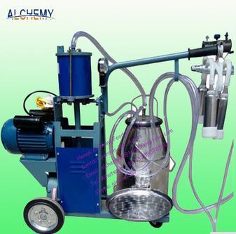 Portable Cow milking machine goat milking machine
