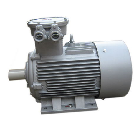 Three Phase AC Motor - IEC- TEFC (IP54)- Cast Iron Frame