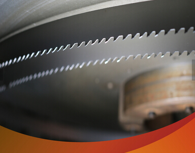Carbide Bandsaw Blade for Cutting Stainless Steel