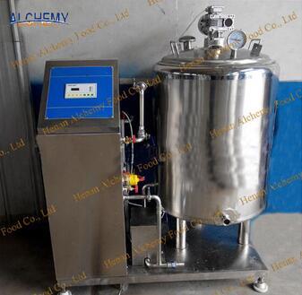 high cost performance milk pasteurizer for milk machine