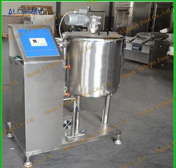 high quanlity electric milk pasteurizer for milk machinery