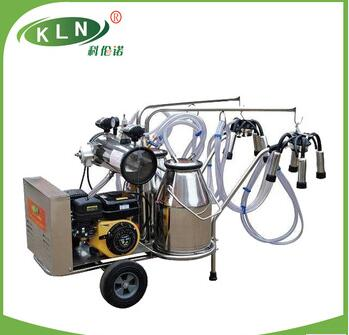 Cow Milking Machine Use oil as well as electric