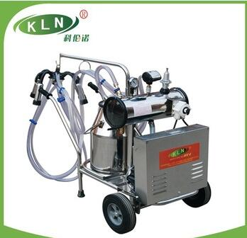 9J-I vacuum pump single cow milking machine
