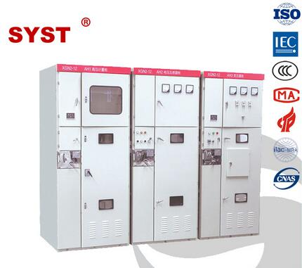 XGN2 Factory supply 3kv 6kv 10kv 12kv high voltage switchgear