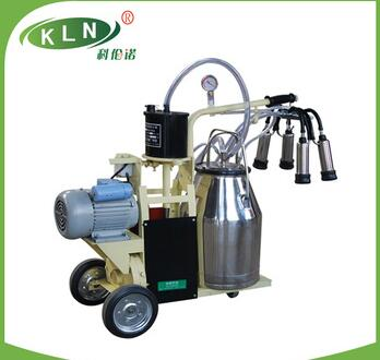 9J-I piston type farm machinery mini cow milking machine
