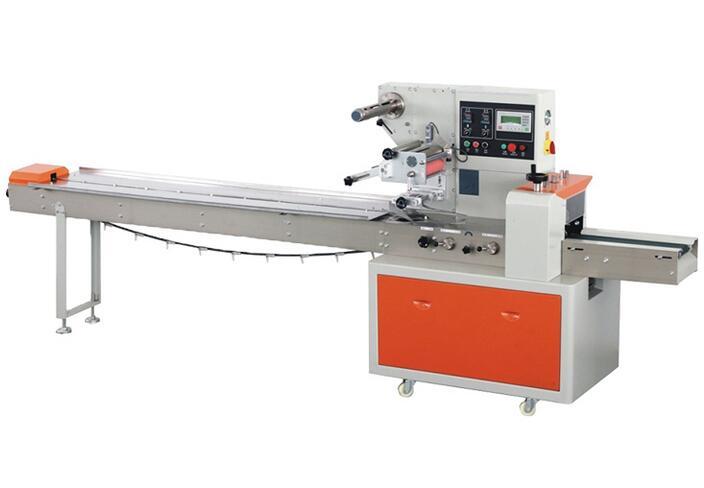 Shenzhen China Dual-Inverter Horizontal Flow Wrapping Machine