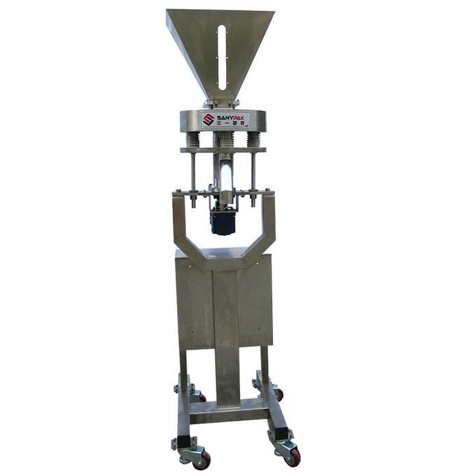 Sugar Desiccant Granule Semi-Automatic Filling Packaging Machine