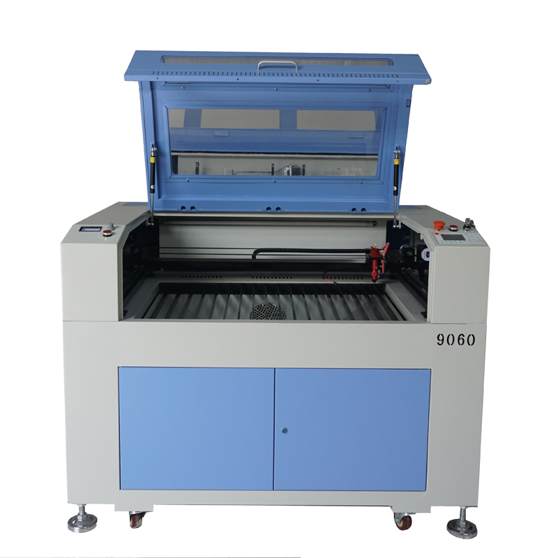 1060 100w co2 laser engraving machine from China factory