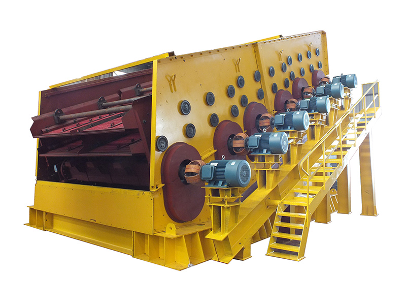 Gold Screen for mining and ore industry