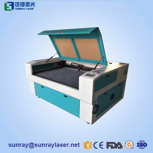 laser cutting machine for cutting paper stock