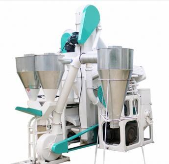 Latest design automatic rice milling machine quality as Satake