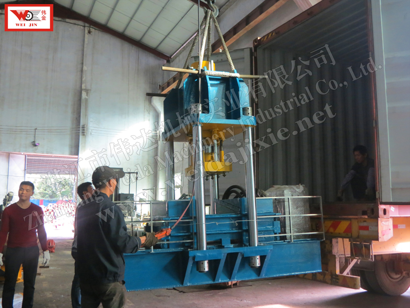 THAILAND Rubber Packing Machine
