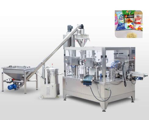GD6-200 Series Bag Moulding Chill Powder Packing Machine