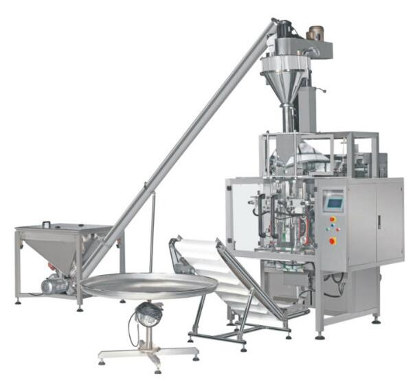 DXDF-820 Large Vertical Automatic Washing Powder Bag Packing Machine