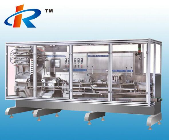 DGS-350 Oral Liquid BFS Forming Filling and Sealing Machine