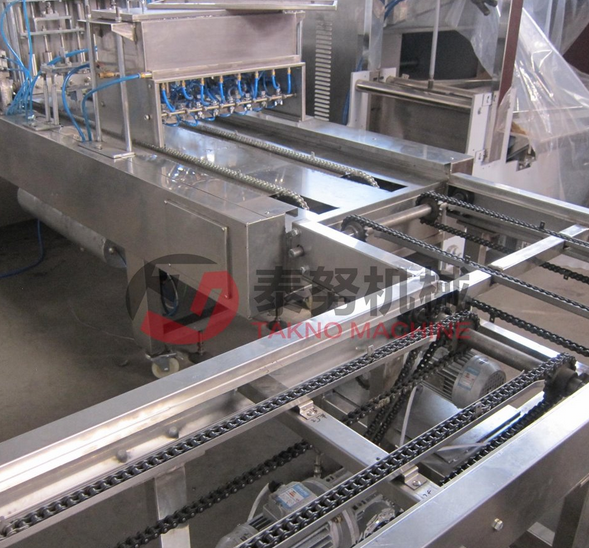 Commercial Mini Cake Processing Line