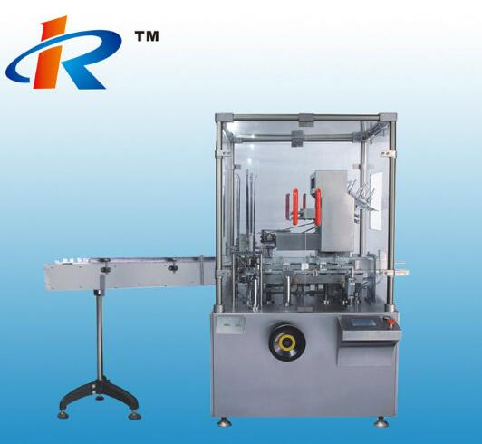 LZH-120G Vertical Automatic Pillow Product Boxing Machine