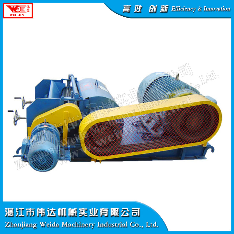 natural rubber compoud rubber shredder
