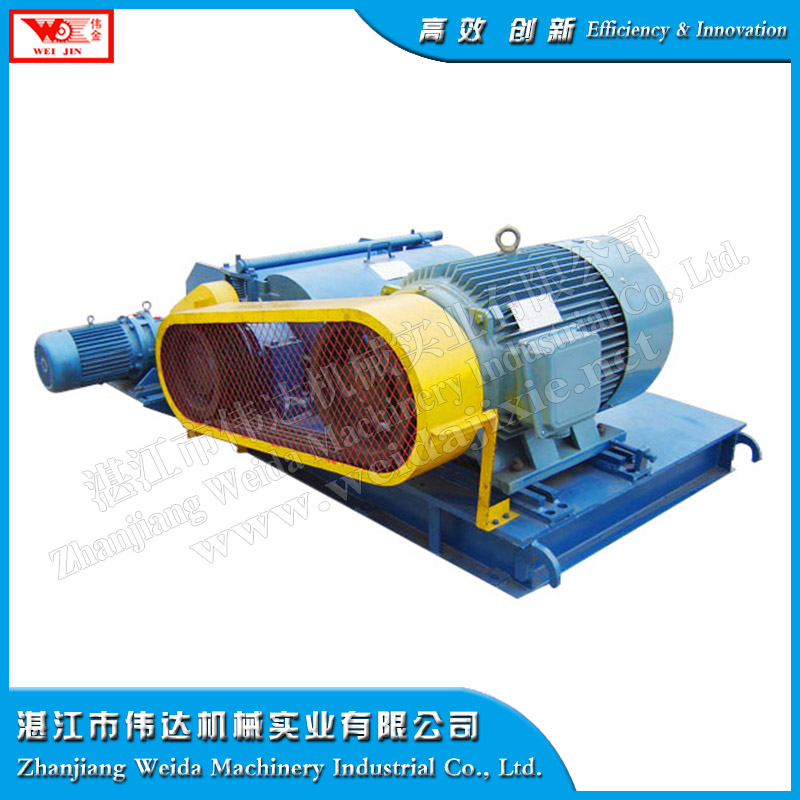 shredder crepe rubber sheet machine