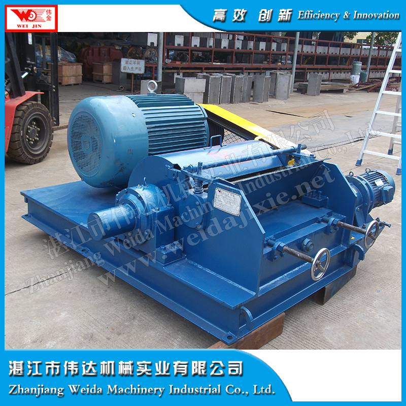 shredder mashine rubber for TSR production line