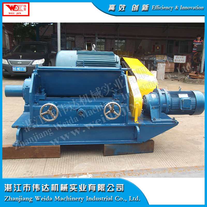 rubber shredder mill