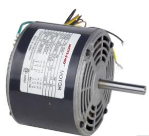 Odp 48 Frame Single-Phase Fan NEMA Motor