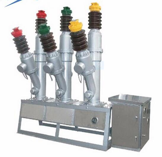 LW8-40.5 Series 50Hz Outdoor High Voltage SF6 Circuit Breaker