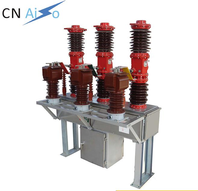 High voltage 35kv outdoor automatic vacuum circuit breaker