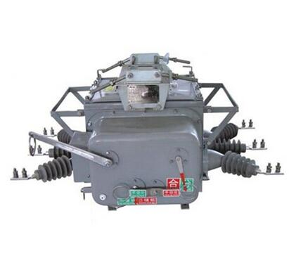 Overhead Line Medium Voltage 11KV 3P SF6 Circuit Breaker