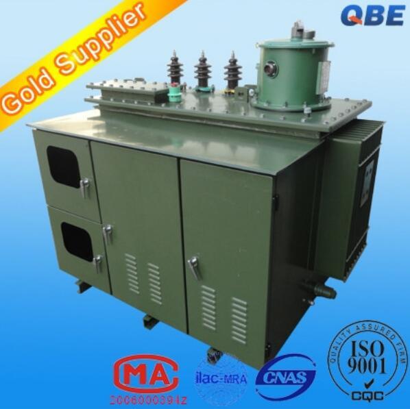 intelligent tap changer 69KV to 13.8kv distribution transformer