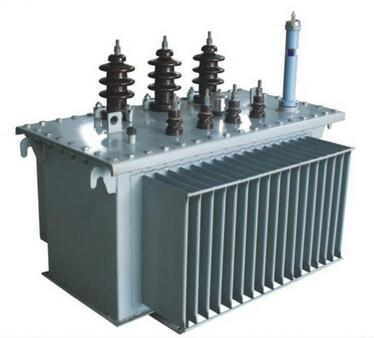 11KV High Insulation Low Losses oil immersed distribution transformer