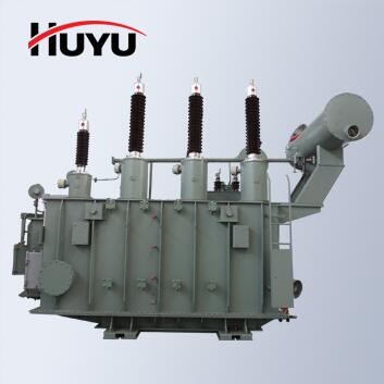 outdoor three phase oil immersed power 150kv power transformer