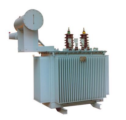 S9 110KV Toroidal Three-phase Oil Immersed Power Transformer