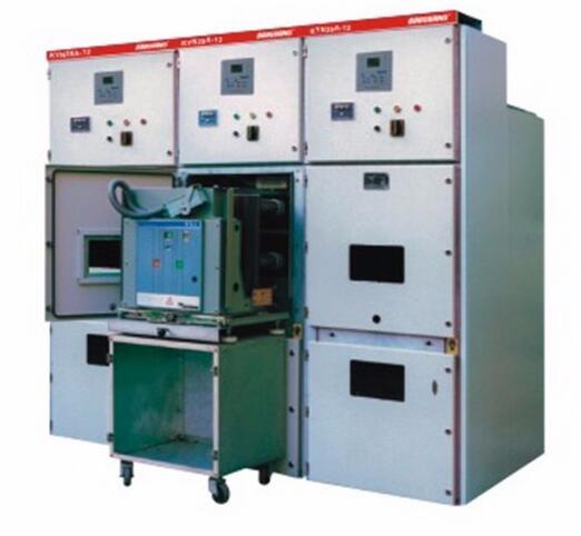 Baoguang 11kV Switch Box Sheet Steel low voltage switchgear