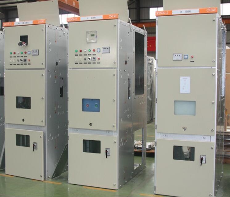KYN28A-12  Sheet Steel Switch Box Metal clad 11KV switchgear