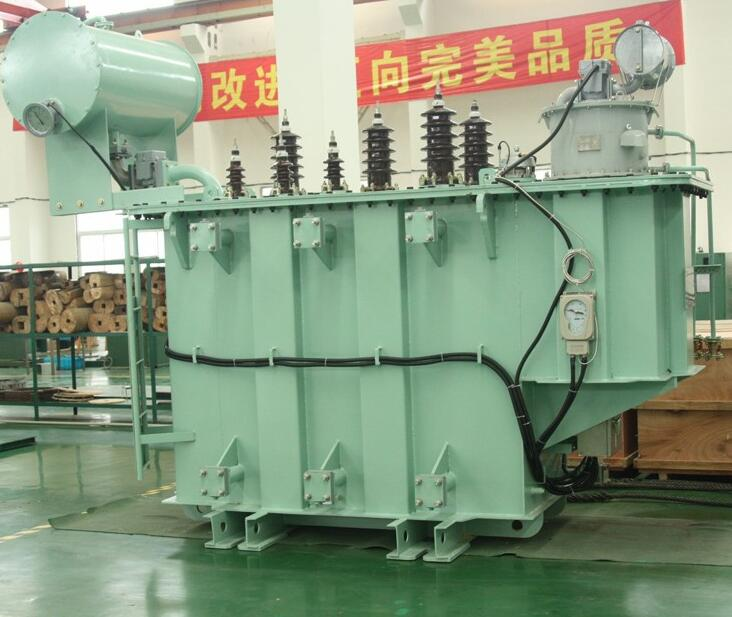 S11 Series oil immersed 11kv 33kv power distribution transformer
