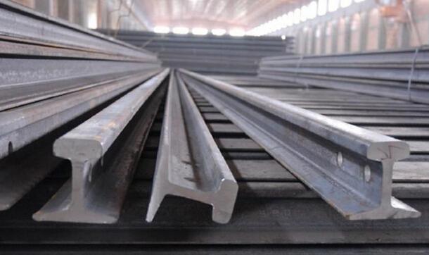 Light Steel Rail For Railway Track