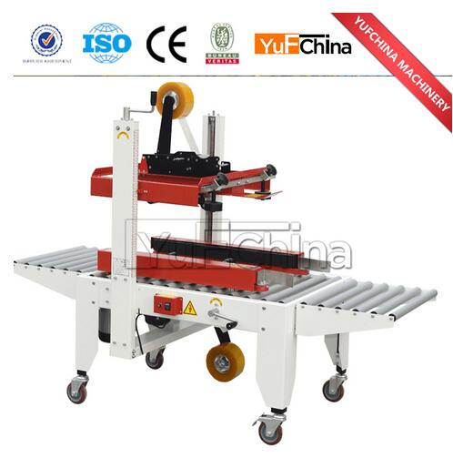 Good Quality Automatic Adhesive Tape Side Drive Box Sealer