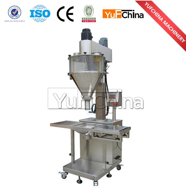F01 Single-Head Semi-Automatic Powder Packing Filling Machine