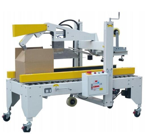 MF-5050AZ Automatic Case Sealer for Carton Sealing and Cover Folding