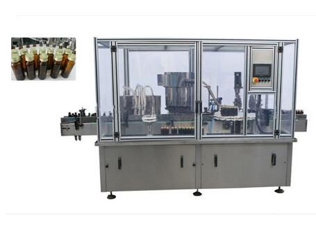 Ltxg-12 Series High Precision Automatic Filling and Capping Machine