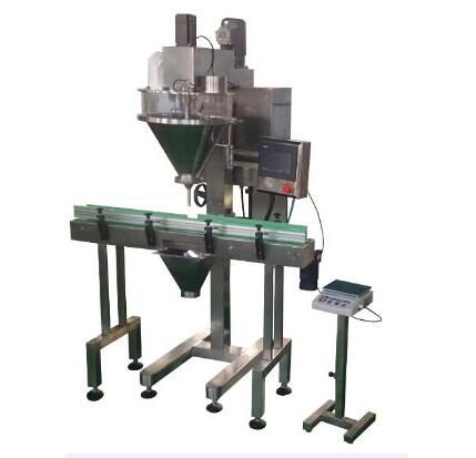 BYD-QX-21 Series Single-Head Automatic Powder Filling Machine
