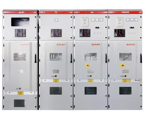 KYN28A-12(GZS1) Series air insulated Metal-clad Switchgear