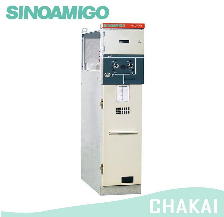 HXGN15-12L HV Switchgear Metal-clad AC Ring Main Unit power system