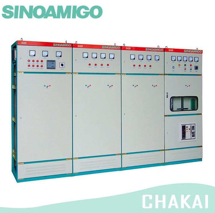 best quality GGD Indoor Low Voltage Withdrawable Switchgear