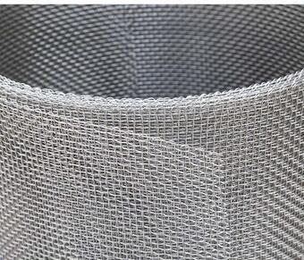 Rete metallica tessuta/woven wire mesh